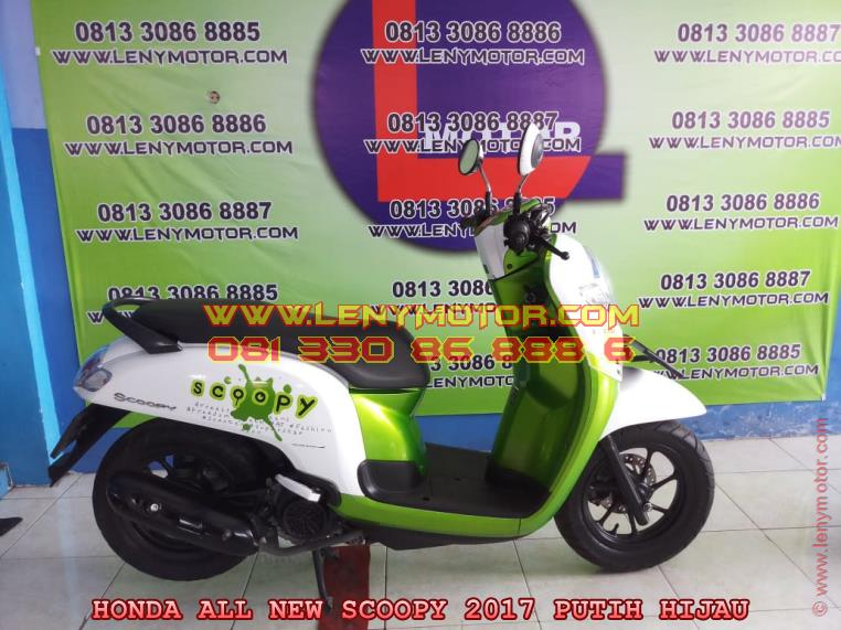 HONDA ALL NEW SCOOPY 2017 KEDIRI | LENY MOTOR