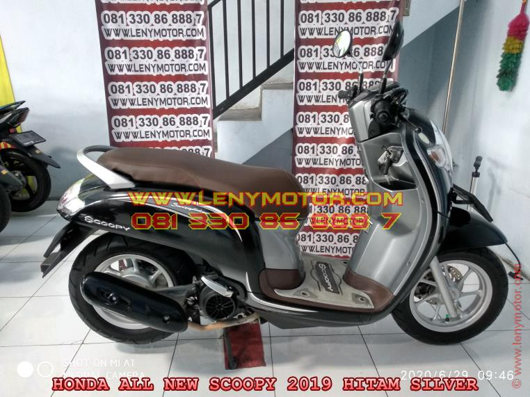 HONDA ALL NEW SCOOPY 2019 KEDIRI | LENY MOTOR