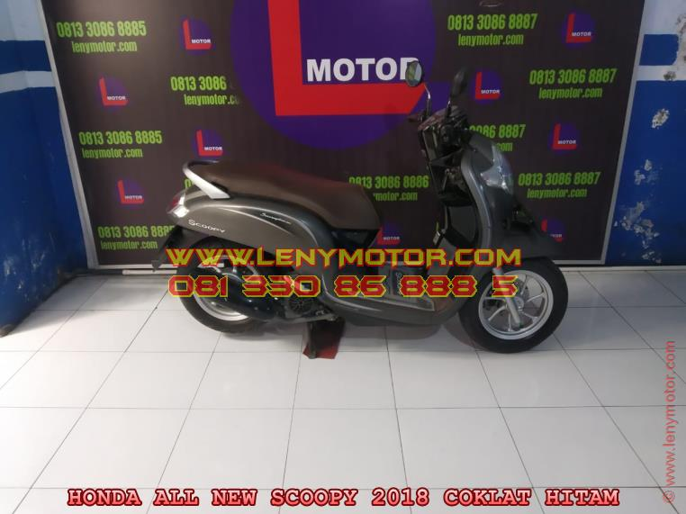 HONDA ALL NEW SCOOPY 2018 KEDIRI | LENY MOTOR