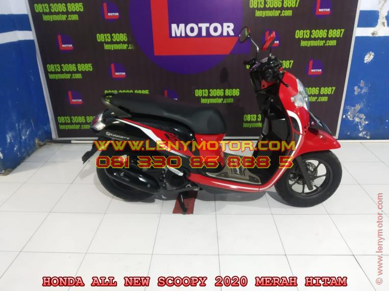 HONDA ALL NEW SCOOPY 2020 KEDIRI | LENY MOTOR